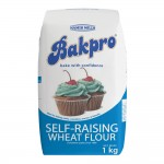 BAKPRO FLOUR SELF RAISING 1KG