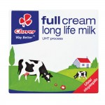 CLOVER UHT F/C MILK SQUAT PK 500ML